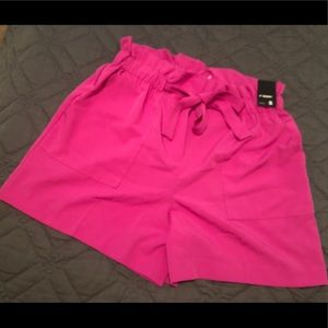 NWT New York and Company Pink Shorts